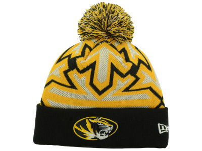 Missouri Tigers New Era NCAA Glowflake Knit