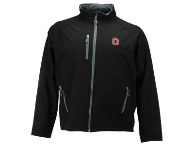 Ohio State Buckeyes NCAA Men's Softshell Jacket
