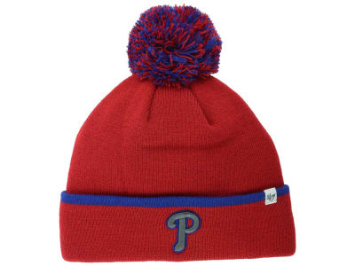 Philadelphia Phillies '47 MLB Baraka Knit