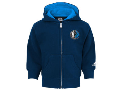 Dallas Mavericks NBA Infant Prime Full Zip Hoodie