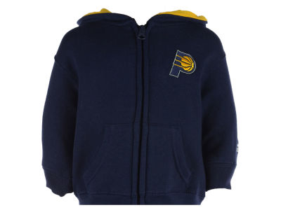 Indiana Pacers NBA Infant Prime Full Zip Hoodie