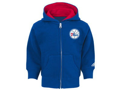 Philadelphia 76ers NBA Infant Prime Full Zip Hoodie