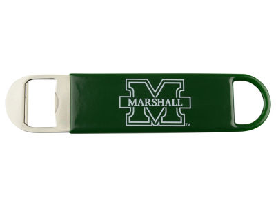 Marshall Thundering Herd Long Neck Bottle Opener