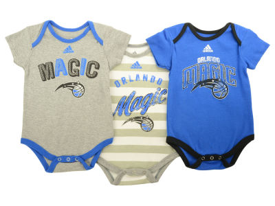 Orlando Magic NBA Infant 3 Point Play Bodysuit Set