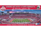Ohio State Buckeyes Panoramic Stadium Puzzle Toys & Games