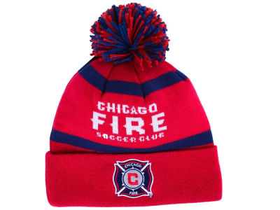 Chicago Fire adidas MLS Crossbar Knit