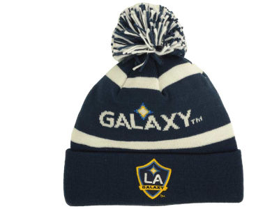 LA Galaxy adidas MLS Crossbar Knit