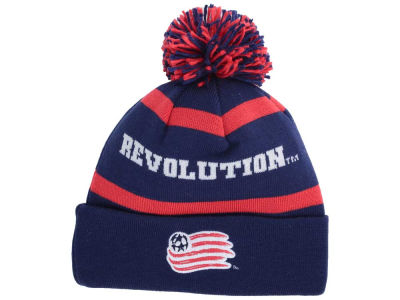 New England Revolution adidas MLS Crossbar Knit