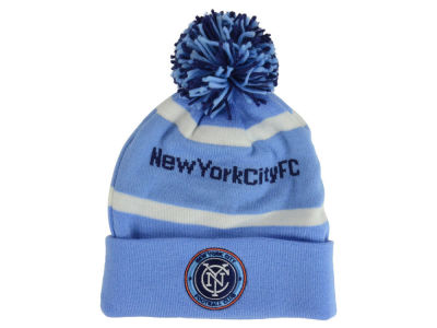 New York City FC adidas MLS Crossbar Knit