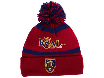 Real Salt Lake adidas MLS Crossbar Knit