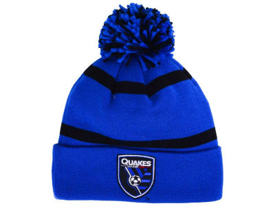 San Jose Earthquakes adidas MLS Crossbar Knit