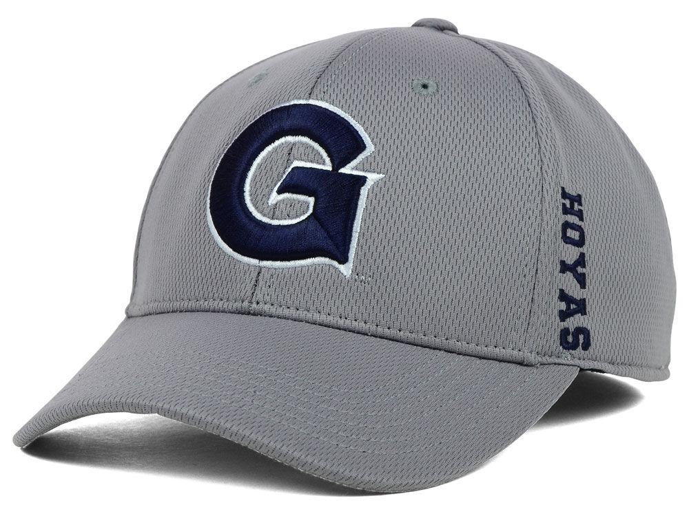 best service 6bcf1 15a2a Georgetown Hoyas Top of the World NCAA Booster Cap   lids.com