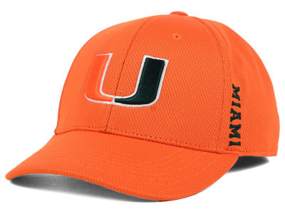 Miami Hurricanes Top of the World NCAA Booster Cap