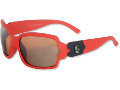 St. Louis Cardinals Bombshell Sunglasses With Microfiber Bag