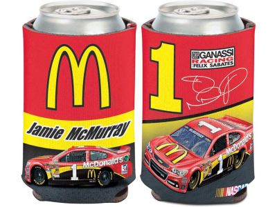 Jamie McMurray Nascar Can Coolie