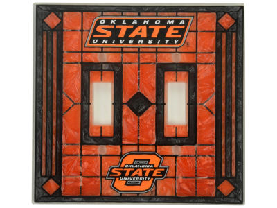 Oklahoma State Cowboys Switch Plate Cover-Double