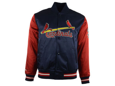 St. Louis Cardinals MLB Men's Authentic Satin Jacket