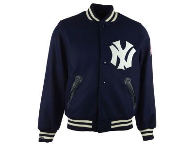 New York Yankees MLB Men's Authentic Varsity Jacket