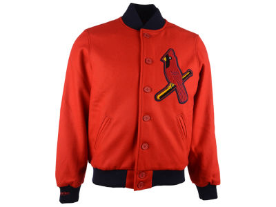 St. Louis Cardinals MLB Men's Authentic Varsity Jacket