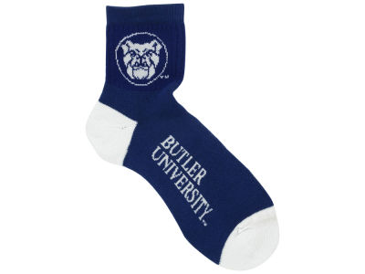 Butler Bulldogs For Bare Feet Ankle TC 501 Socks