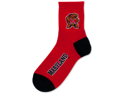 Maryland Terrapins For Bare Feet Ankle TC 501 Socks