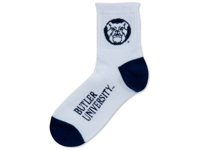 Butler Bulldogs For Bare Feet Ankle White 501 Sock