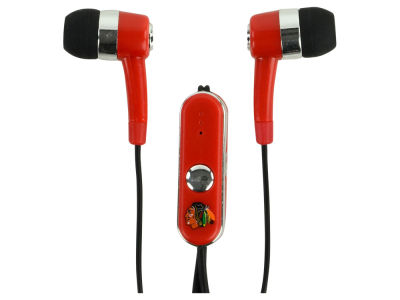 Chicago Blackhawks Audible Earbuds