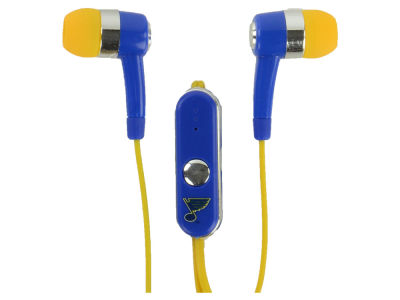 St. Louis Blues Audible Earbuds