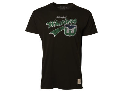 Hartford Whalers NHL Vintage Super Soft T-Shirt