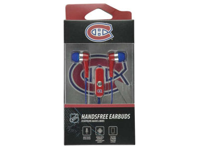 Montreal Canadiens Audible Earbuds
