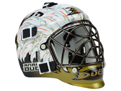 Anaheim Ducks NHL Team Mini Goalie Mask