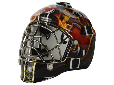 New Jersey Devils NHL Team Mini Goalie Mask