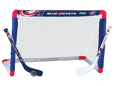 Columbus Blue Jackets Mini Goal-Stick-Ball Set