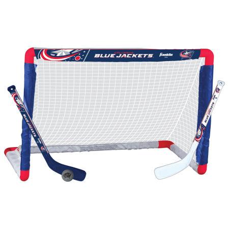 Columbus Blue Jackets Mini Goal-Stick-Ball Set