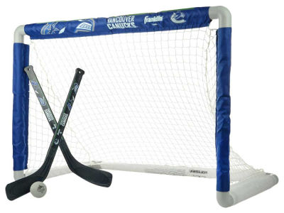 Vancouver Canucks Mini Goal-Stick-Ball Set