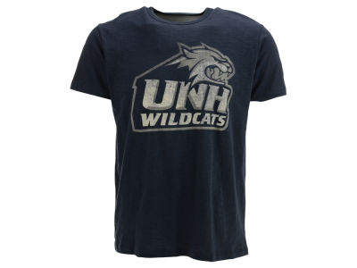 New Hampshire Wildcats NCAA Logo Scrum T-Shirt