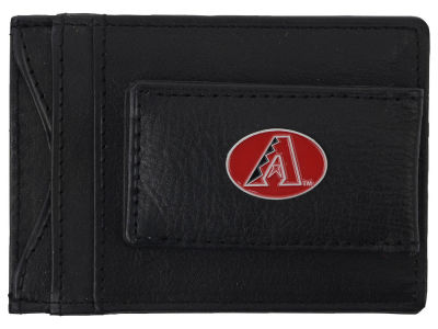 Arizona Diamondbacks Leather Magnetic Money Clip