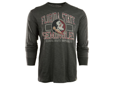 Florida State Seminoles NCAA Stacked Long Sleeve Scrum T-Shirt