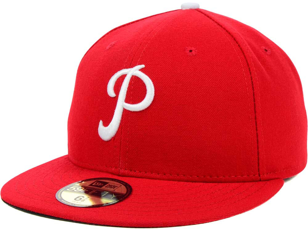 Philadelphia Phillies New Era MLB 2015 SE On-Field 59FIFTY Cap ... 965c4c681574