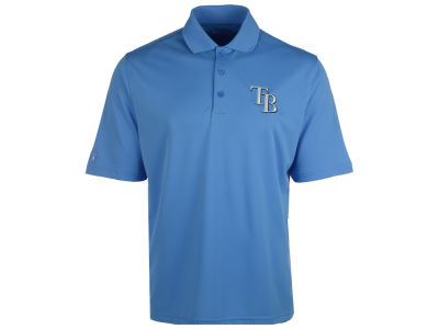 Tampa Bay Rays MLB Men's Pique Extra Lite Polo Shirt