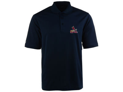 St. Louis Cardinals Antigua MLB Men's Pique Extra Lite Polo Shirt