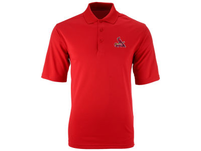 St. Louis Cardinals MLB Men's Pique Extra Lite Polo Shirt