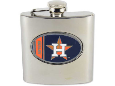 Houston Astros Hip Flask