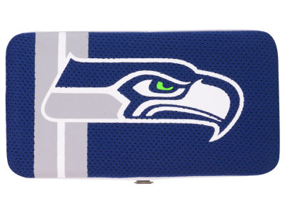 Seattle Seahawks Shell Mesh Wallet