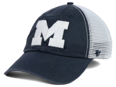 Michigan Wolverines '47 NCAA Griffin 47 Closer Cap