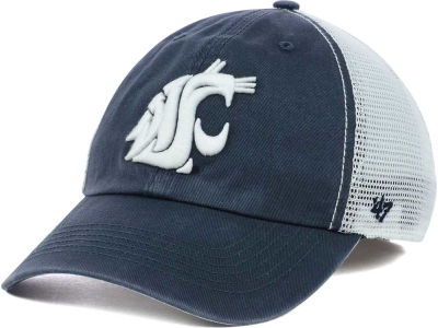 Washington State Cougars '47 NCAA Griffin 47 Closer Cap