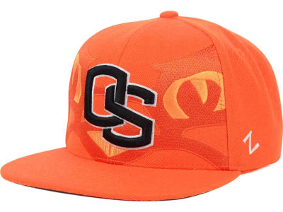 Oregon State Beavers Zephyr NCAA Covert TC Snapback Cap