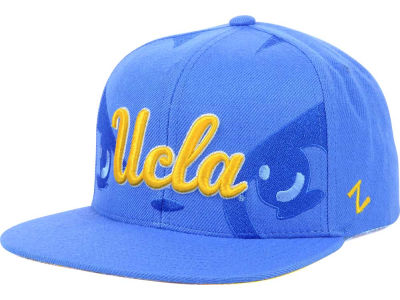 UCLA Bruins Zephyr NCAA Covert TC Snapback Cap
