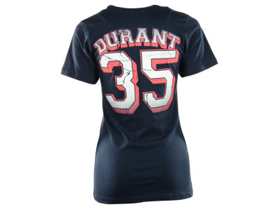 Oklahoma City Thunder Kevin Durant 5th & Ocean NBA Womens Player T-Shirt