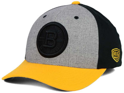Boston Bruins Old Time Hockey NHL Triplex Flex Cap